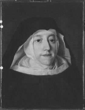 Bildnis der Maria Anna Carolina von Bayern, Tochter des Kurfürsten Maximilian II. Emanuel