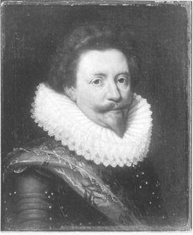 Bildnis des Frederik Hendrik, Prins van Oranje (1584-1647) (?)
