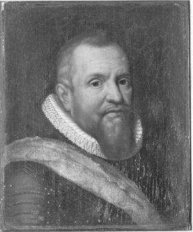 Bildnis des Willem Lodewijk, Graf von Nassau-Dietz (1560-1620)