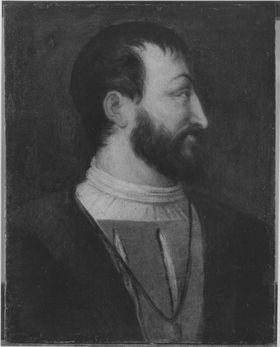 König Franz I. von Frankreich