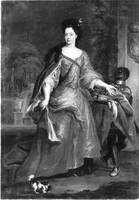 Maria Anna Luisa de Medici, Gemahlin des Kurfürsten Johann Wilhelm von der Pfalz