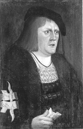 Markgraf Bernhard III. von Baden