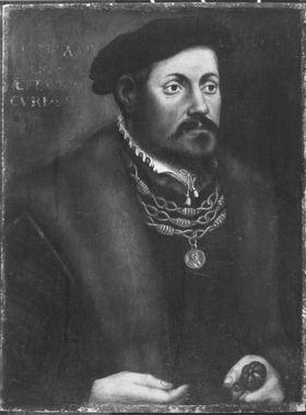 Bildnis des bayerischen Rats Wilhelm Lösch