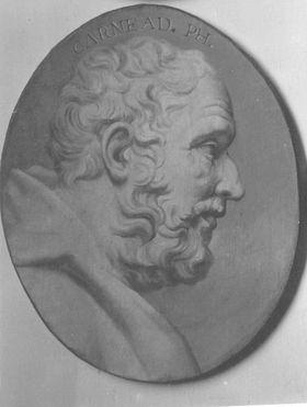 Karneades, griechischer Philosoph aus Cyrene, 2. Jh. v. Chr.