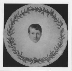 Kaiser Napoleon im Strahlenkranz