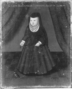 Claudia Franziska von Lothringen