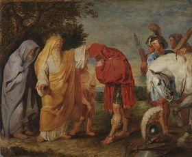 Decius Mus zum Tode geweiht