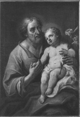 Hl. Josef mit Christkind