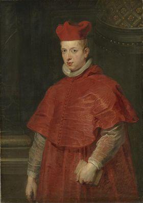 Bildnis des Don Fernando, Kardinal-Infant von Spanien