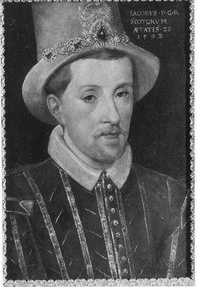 König Jacob VI. von Schottland