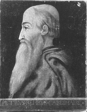 Bildnis des Kardinals Pietro Bembo
