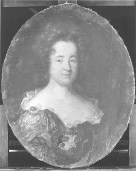 Bildnis einer jungen Dame