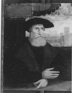 Kurfürst Ludwig V. der Friedfertige von der Pfalz