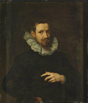 Bildnis des Malers Jan Brueghel