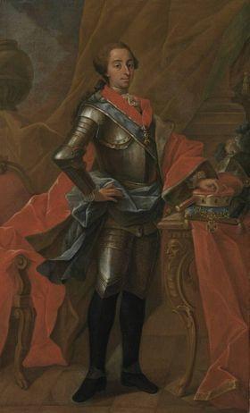 Bildnis des Clemens Franz de Paula, Sohn des Prinzen Ferdinand Maria Innocenz
