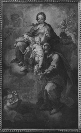 Madonna mit Josef