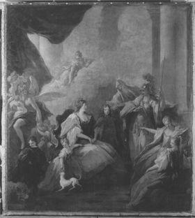 Erziehung des Kurprinzen Johann Wilhelm