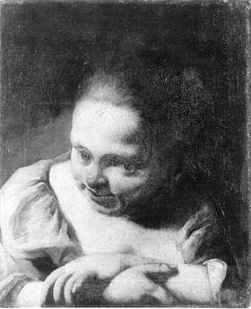 Bildnis eines Mädchens