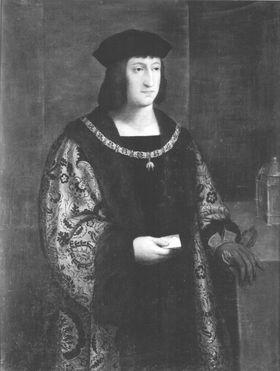 Bildnis eines jungen Fürsten (Kaiser Maximilian? Ferdinand?)