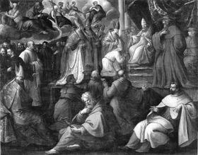 Allegorie auf die Kirche