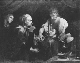 Jacob betrügt Esau