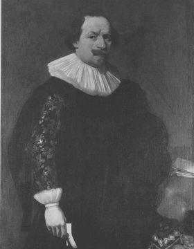 Bildnis eines Mannes mit einer Narbe