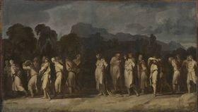 Triumphzug Alexanders des Großen: Zug der Gefangenen (Folge 7/12)