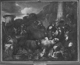 Einwanderung Abrahams in Kanaan