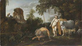 Juno, Argus und Io