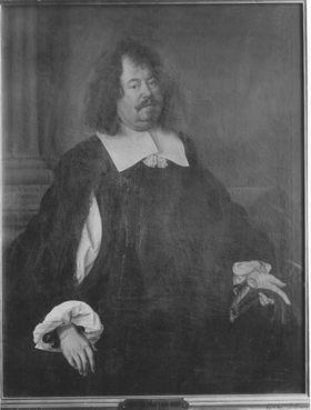 Bildnis eines Mannes (Johann Christoph Camerloher)