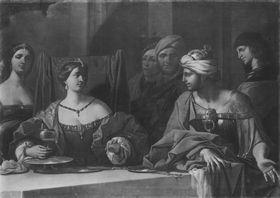 Das Gastmahl der Kleopatra