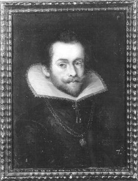 Bildnis eines Mannes (Wolfgang Wilhelm?)