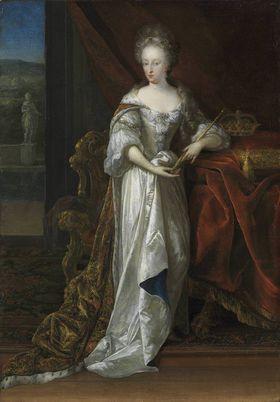 Maria Anna von Pfalz-Neuburg, Königin von Spanien