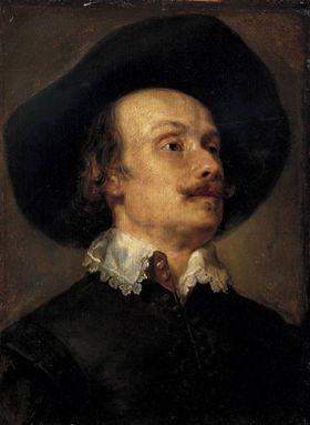 Bildnis des Schlachtenmalers Pieter Snayers