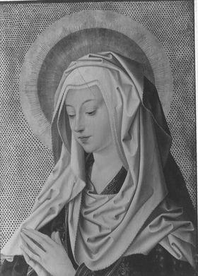 Anbetende Maria