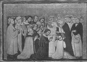 Taufe des hl. Augustinus