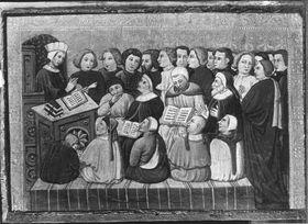 Augustinus als Lehrer