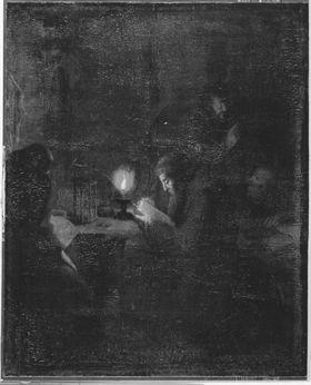 Lesende Mönche