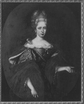 Bildnis der Prinzessin Francisca Elisabeth von Parma