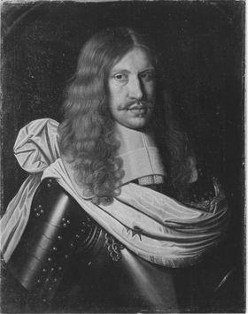 Bildnis des Landgrafen Ludwig VI. von Hessen-Darmstadt (1630-1678)