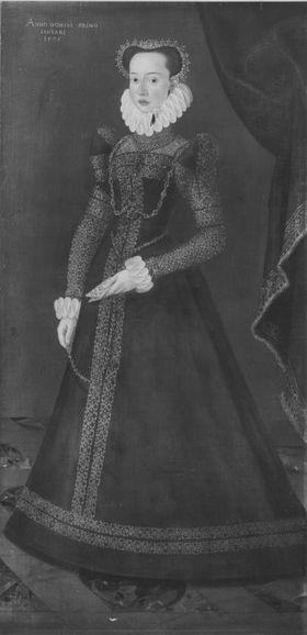 Anna, Elisabeth oder Barbara, Tochter des Pfalzgrafen Wolfgang von Zweibrücken-Veldenz