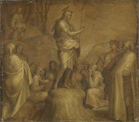 Predigt Johannes' des Täufers