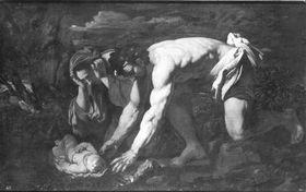 Die Aussetzung des Mosesknaben