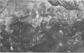 Der Gonzaga-Zyklus, Federico I. Gonzaga entsetzt die Stadt Legnano