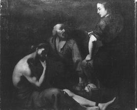 Josephs Traumdeutung im Kerker