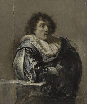Bildnis des Malers Palamedesz Palamedes, gen. Stevaerts