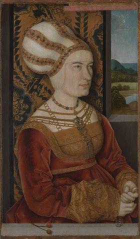 Sibylla von Freyberg, geb. Gossenbrot