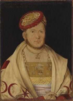 Markgraf Kasimir von Brandenburg-Kulmbach