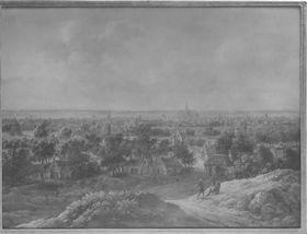 Ansicht von Haarlem