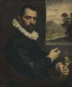 Bildnis eines Malers